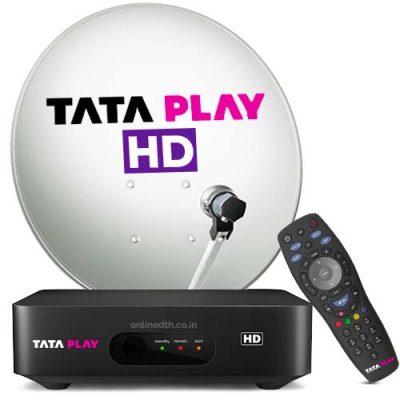 Tata Sky 4k Ultra HD Set Top Box
