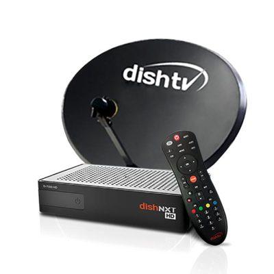 Dish Tv HD, Dish Tv Set Top Box, Dish Tv Next HD