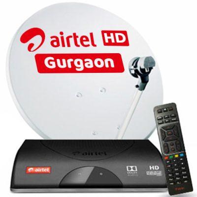 Airtel dth offer for gurgaon