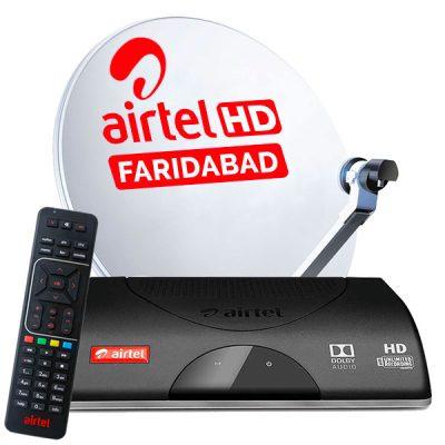 Airtel DTH Offer For Faridabad